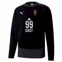 Royal British Legion Puma Goal Training Sweat – Black/Asphalt Adults 2020